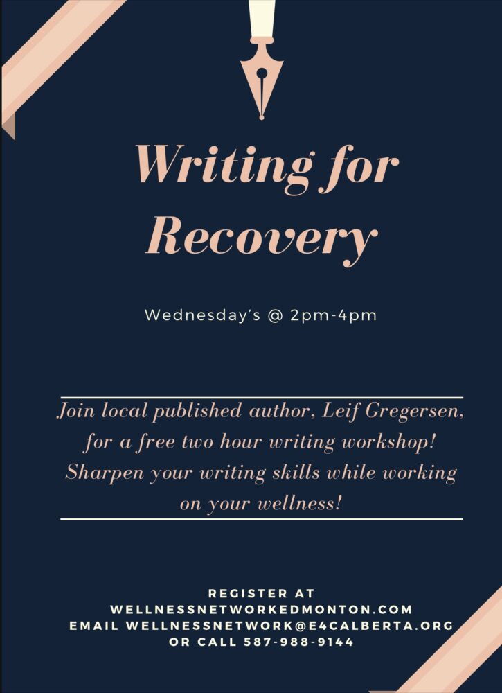 Writing for Recovery
