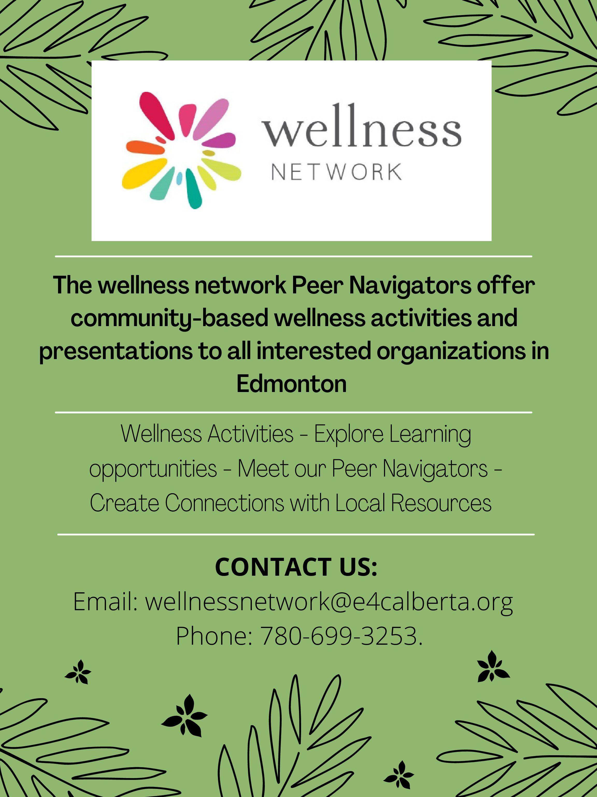 Peer Navigator Outreach & Presentations